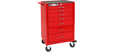 7 Drawer Roller Cabinet - PRO+ Series 93270
