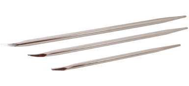 Pinch Bar Set - Round Shank With Nickel Plated Finish C673