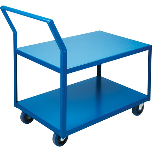 Heavy-Duty Low Profile Shop Carts  MB421