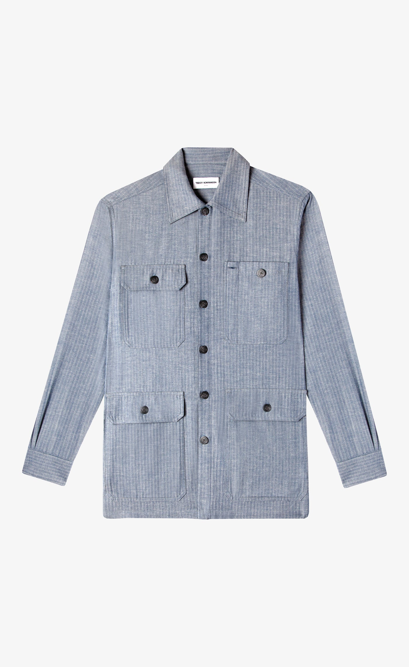 Jacob Work Wear Shirt Jacket