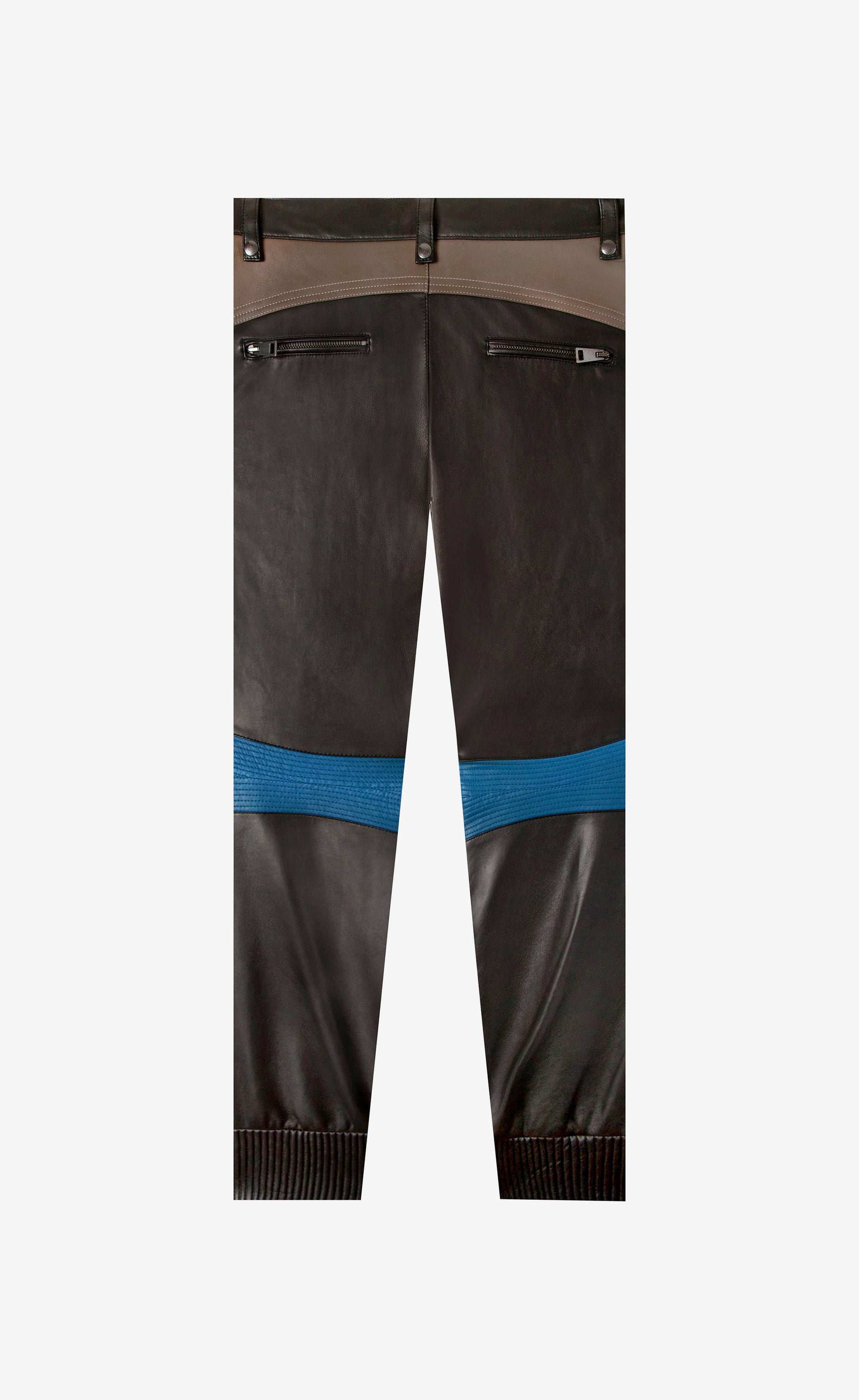Leather Moto Pant