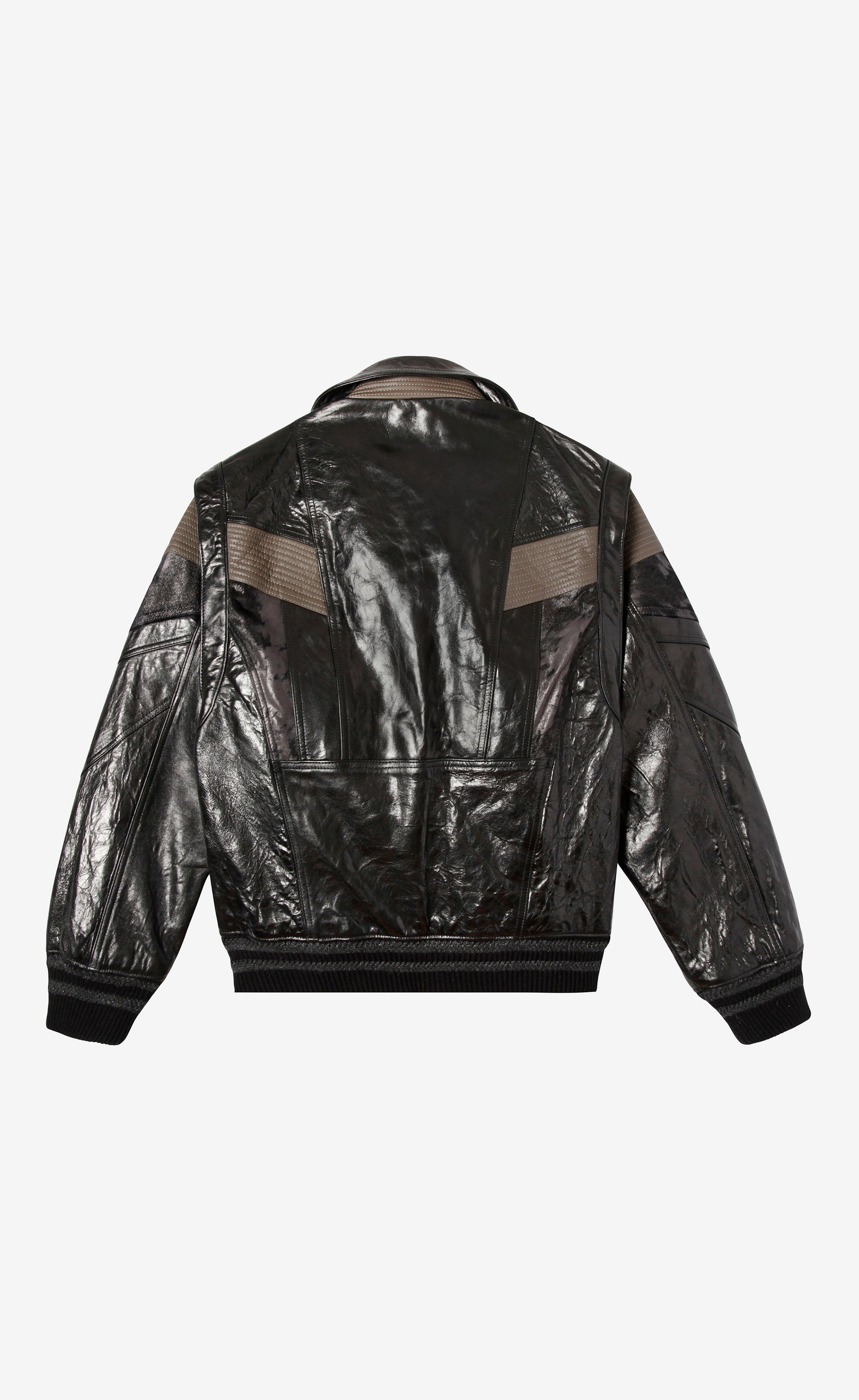 Leather Easton Jacket