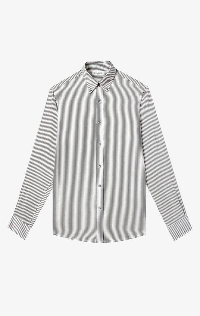 Silk Oxford BD Shirt