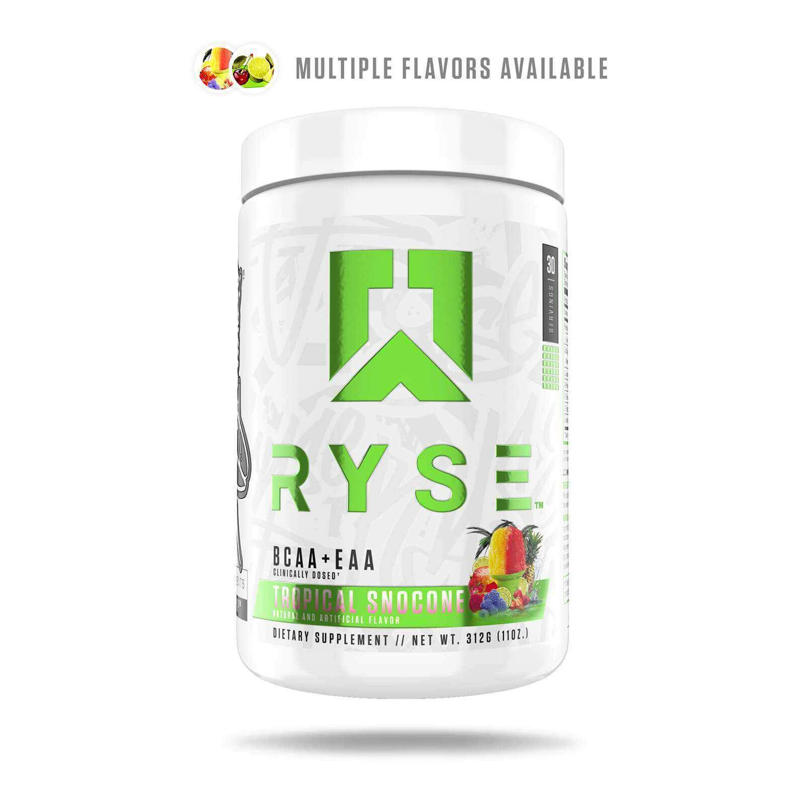 RYSE Supplements BCAA/EAA 30 Servings Powder-Amino Acids-londonsupps