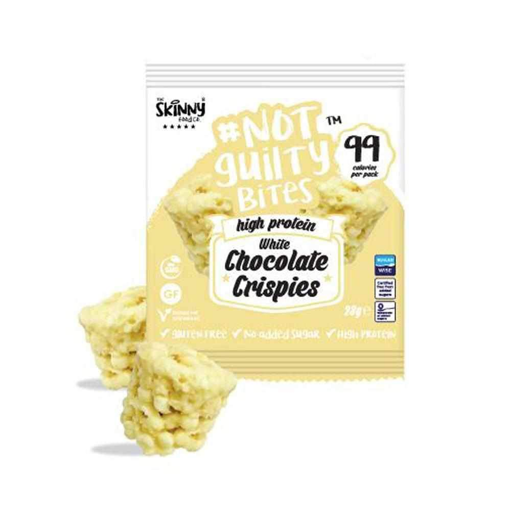 The Skinny food Co. #Not Guilty Bites 1x23g-Protein Bars & Cookies-londonsupps