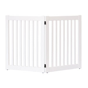 "Highlander 32"" 2-Panel EZ Pet Gate - Dynamic Accents Ltd"