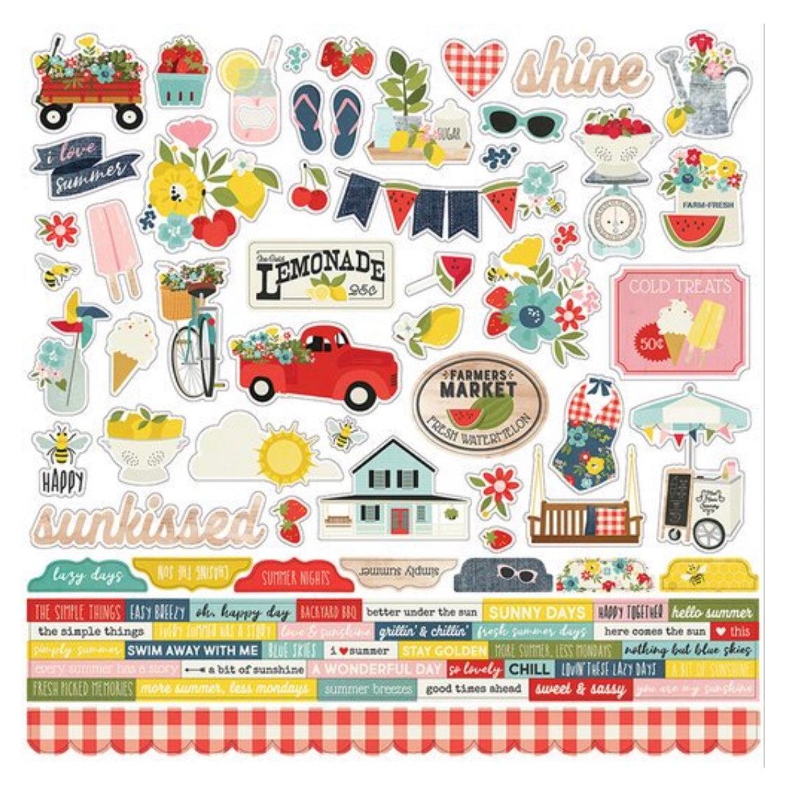 Summer Farmhouse Creative Kit