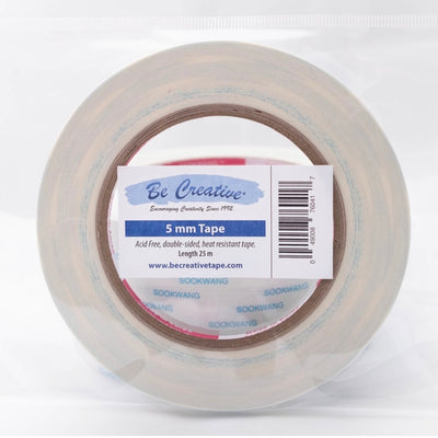 "5mm 1/4"" Be Creative Tape (Sookwang)"