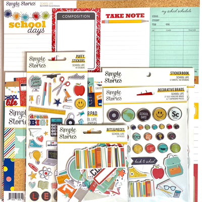 School Life Creative Kit 1