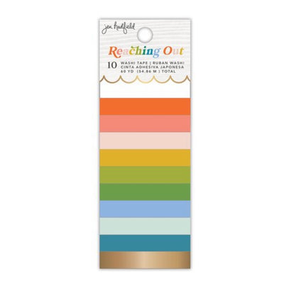 Reaching Out Washi Tape - SOLIDS
