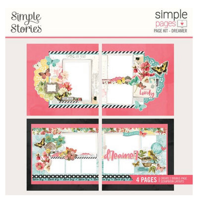 Simple Stories Page Kit - Dreamer