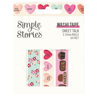 Sweet Talk Washi Tape