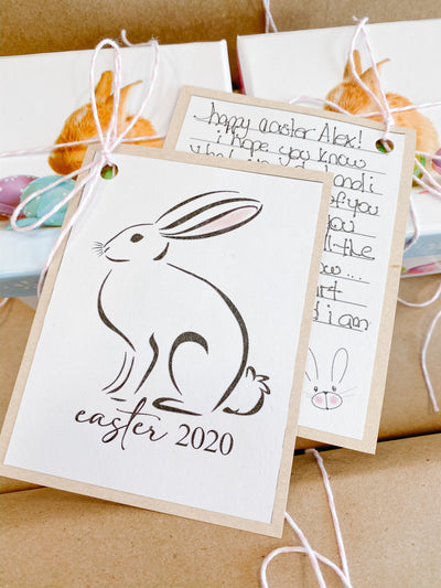 Easter 2020 Journal Cards