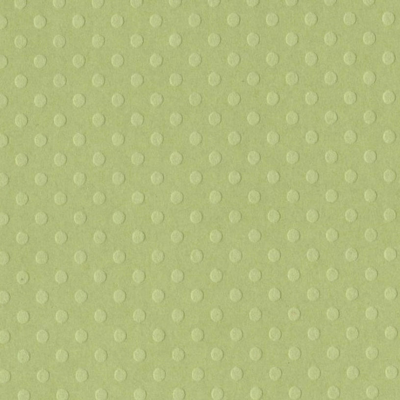 Dotted Swiss Cardstock - Celtic Green