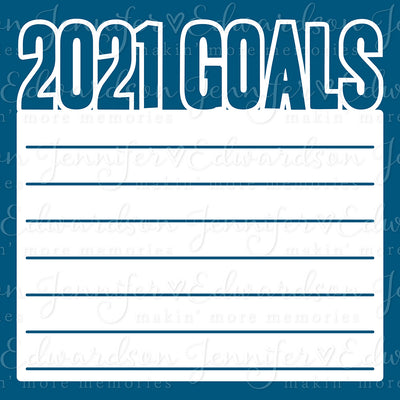 2021 GOALS Cut File