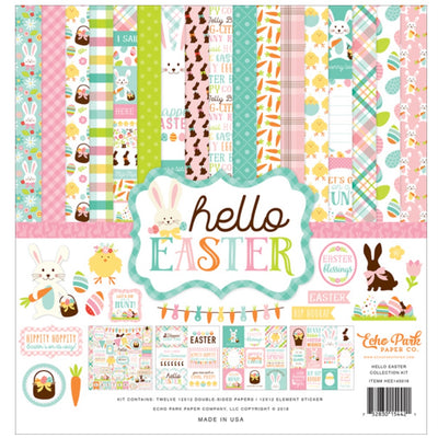 EP Hello Easter Collection Kit