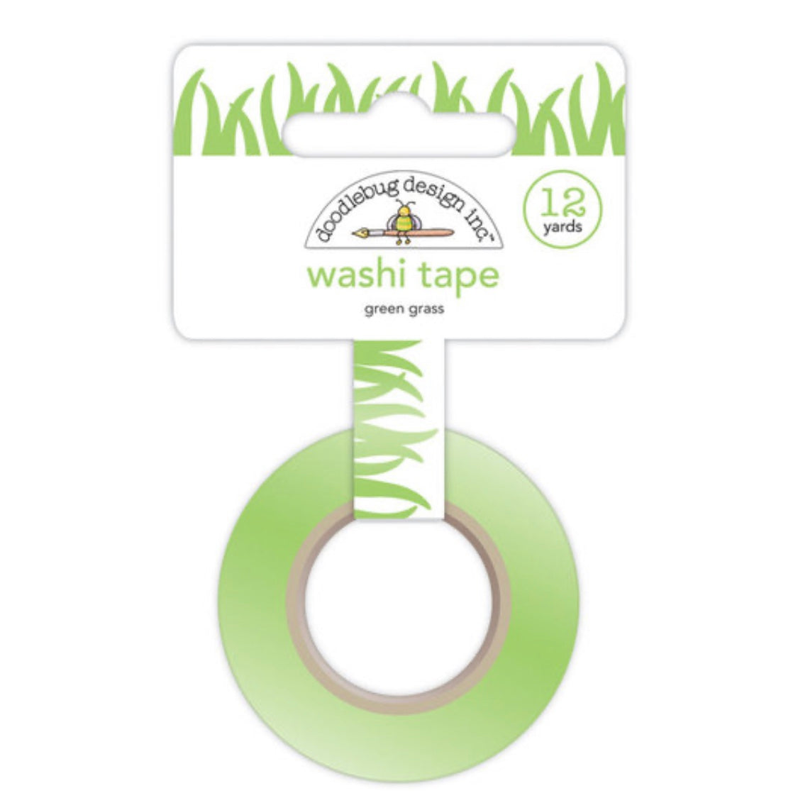 'Green Grass' Washi Tape
