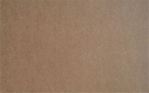 Dark Kraft Cardstock (25) Sheet Pack