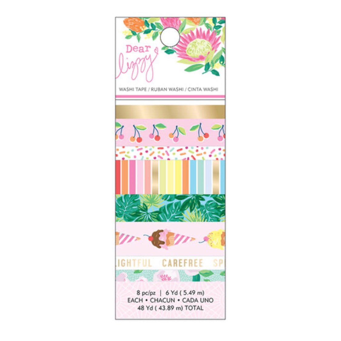 "'Here and Now"" Washi Collection Pack"