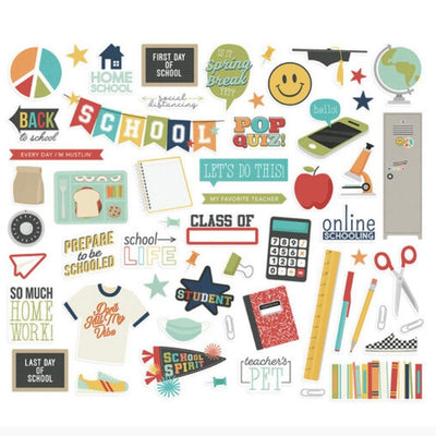 School Life Bits & Pieces