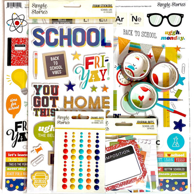 School Life Creative Kit 2