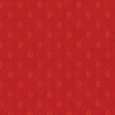 Dotted Swiss Cardstock - Fireball