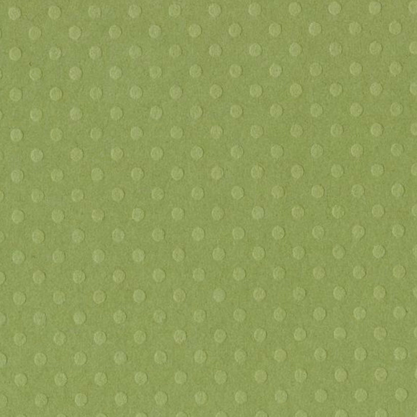Dotted Swiss Cardstock - Irish Eyes