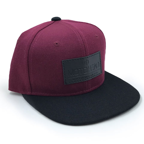 Moto Head Epic Youth Snapback