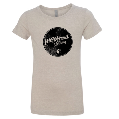 Moto Head Rotary Youth Tee