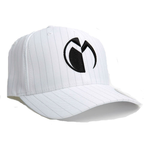 Moto Head Pinstripe FlexFit Hat