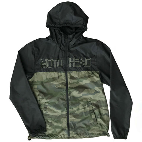Moto Head Track Jacket