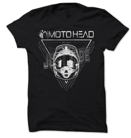 Moto Head Youth Just Ride Tee