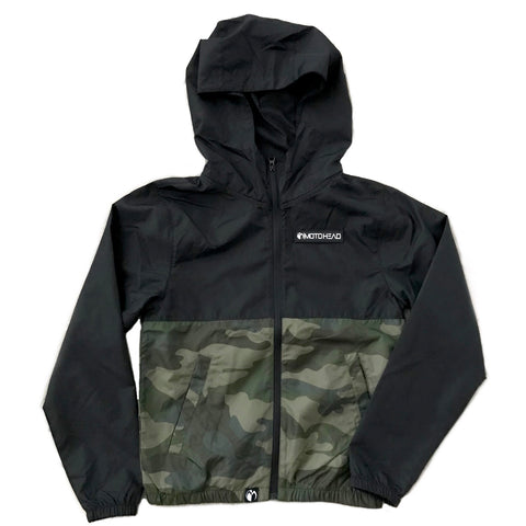 Moto Head YTH Wind Breaker