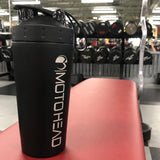 Moto Head Shaker Bottle
