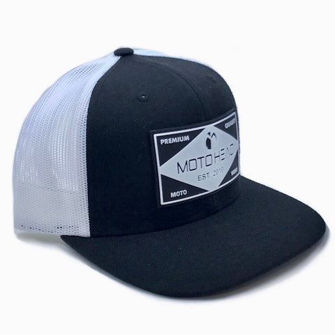 Moto Head Raceday Snapback