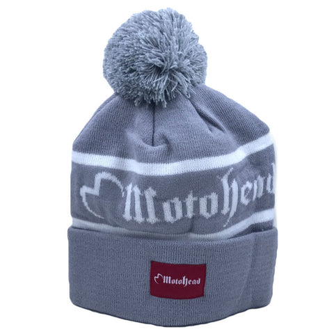 Moto Head Summit Beanie Grey