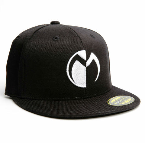 Moto Head Iconic FlexFit Hat Black