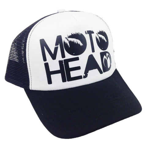 Moto Head Summer Dayz Snapback Hat