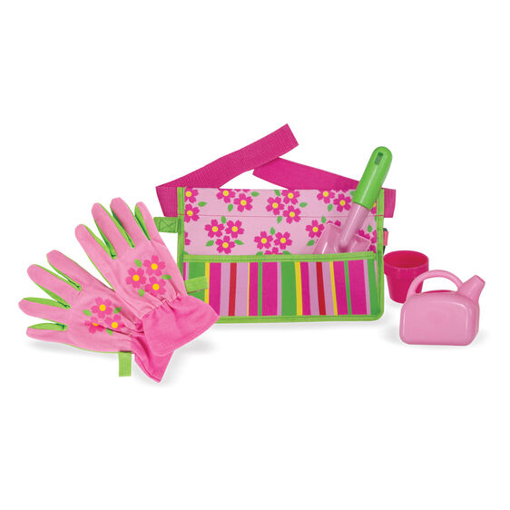 Blossom Bright Garden Tool Belt Set
