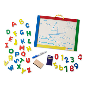 Load image into Gallery viewer, Magnetic Chalkboard/Dry-Erase Board