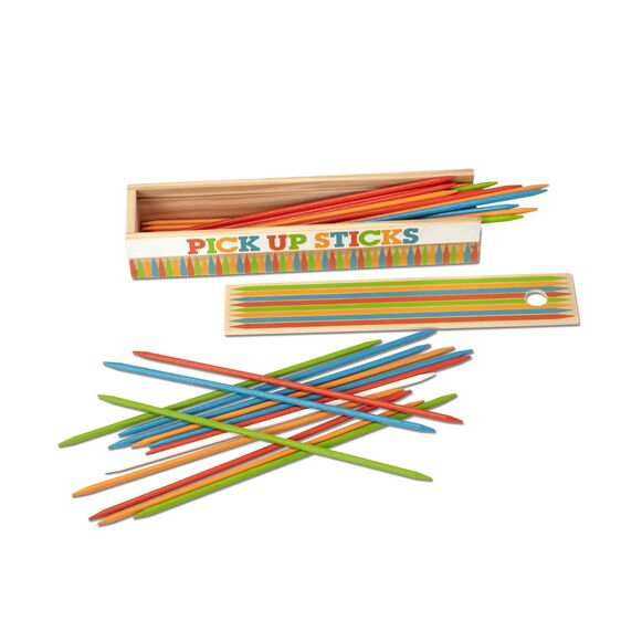 Melissa & Doug Wooden Pick Up Sticks