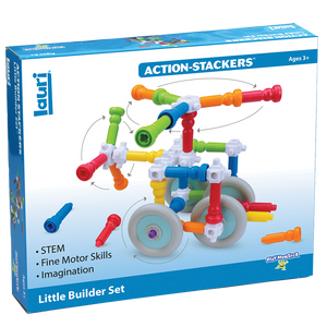 Action-Stackers™ Little Builder Set