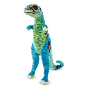 Load image into Gallery viewer, T-Rex Jumbo Plush