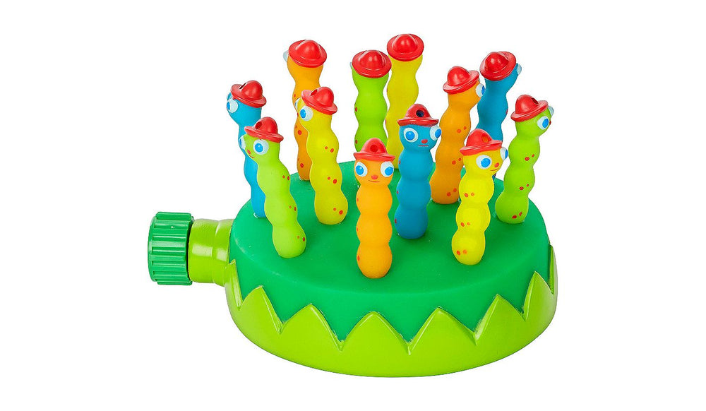 Load image into Gallery viewer, Melissa & Doug Sunny Patch Splash Patrol Sprinkler Toy