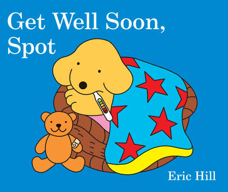 Load image into Gallery viewer, Get Well Soon, Spot