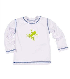 Load image into Gallery viewer, Rashguard with Frog