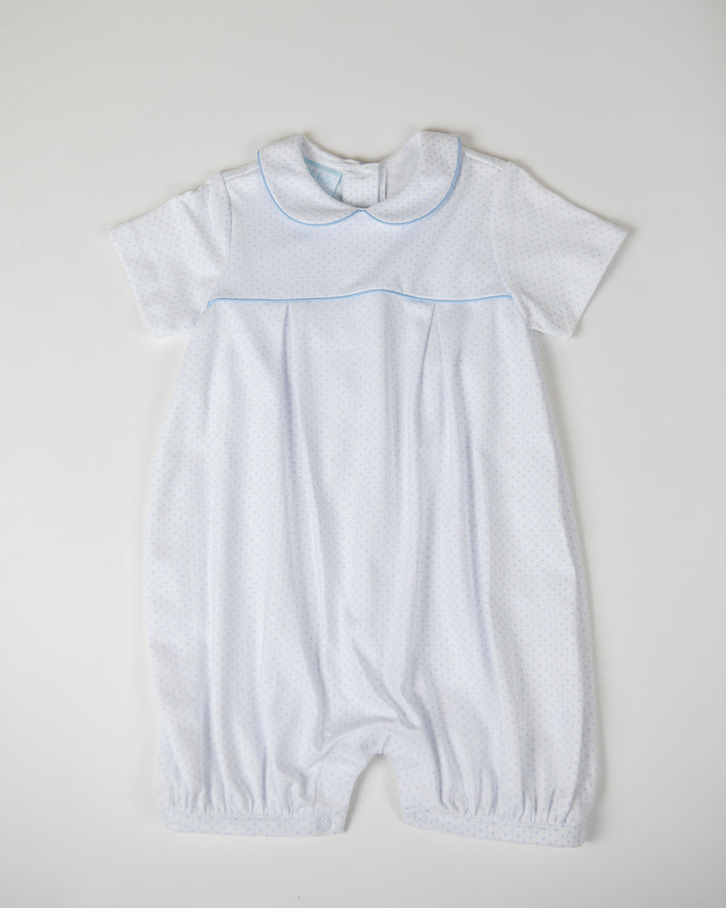 Boys Blue Stripe Bubble