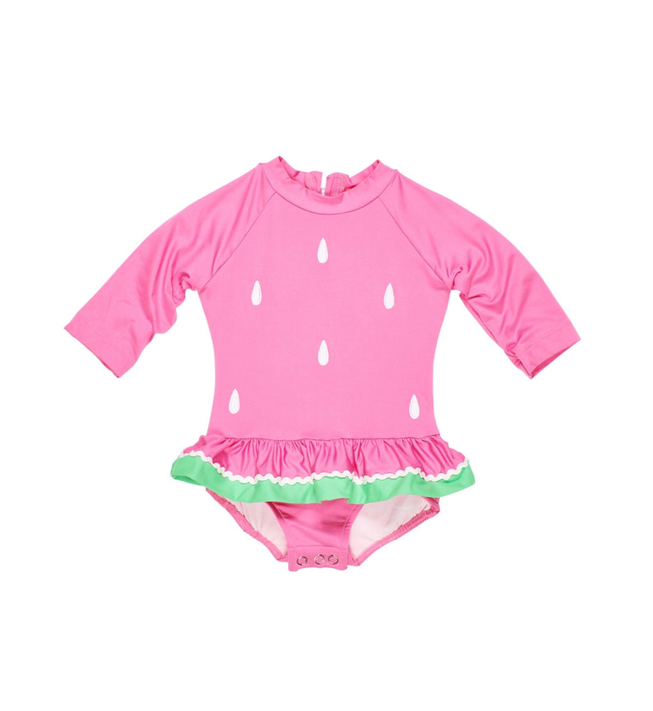 Load image into Gallery viewer, Rashguard Watermelon Onesie