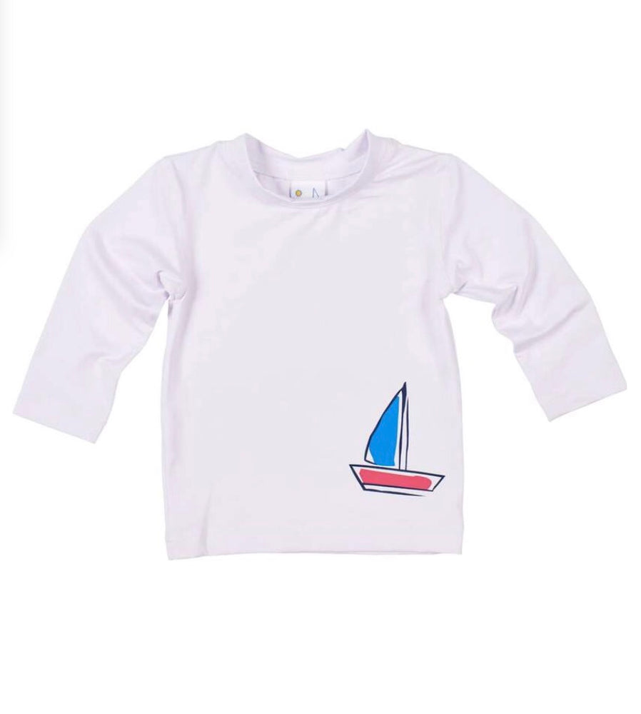 Load image into Gallery viewer, Rashguard With Boat