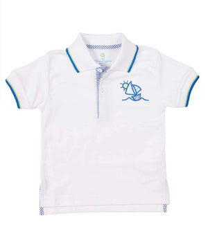 Polo with Sailboat